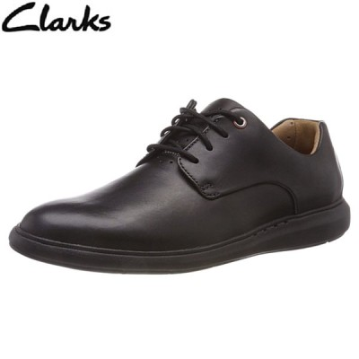 Clarks クラークス メンズ ビジネスシューズ 本革 靴 レザー アンボヤージプレーン Un VoyagePlain 26136776