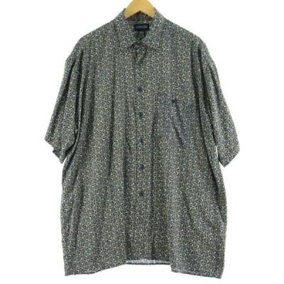 career club 半袖 レーヨンシャツ メンズL /eaa061008