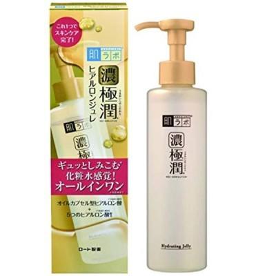 肌ラボ 極潤 ヒアルロンジュレ 美容液 無香料 180ミリリットル (x 1)