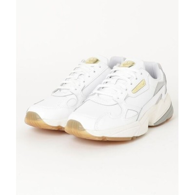 atmos / adidas アディダス アディダスファルコン W ADIDASFLCN W (FOOTWEAR WHITE/OFF WHITE/GUM) MEN シューズ > スニーカー