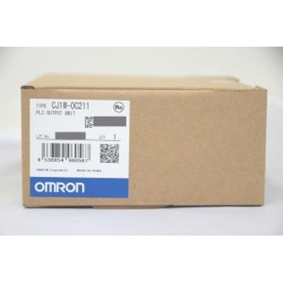 新品 オムロン CJ1W-OC211 OMRON