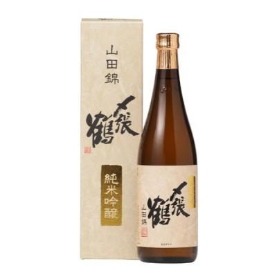 2021-3詰 〆張鶴 純米吟醸 山田錦 720ml 化粧箱付