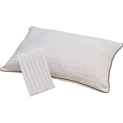 |ホテルクオリティ枕(ピロケース付)しっかり支えるタイプ|〈HQ−4363H〉【140s】(bo)