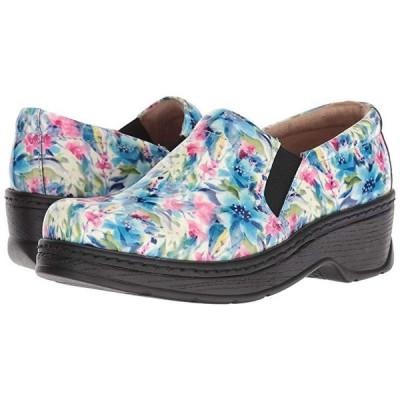 Klogs Footwear Naples レディース クロッグ ミュール Peaceful Patent