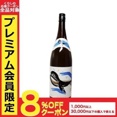 送料無料 大海酒造 芋焼酎 くじらのボトル 25度 1800ml 1.8L×6本/1ケース