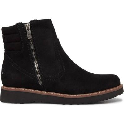 ロキシー Roxy レディース ブーツ シューズ・靴 Jovie Fur Boots Black