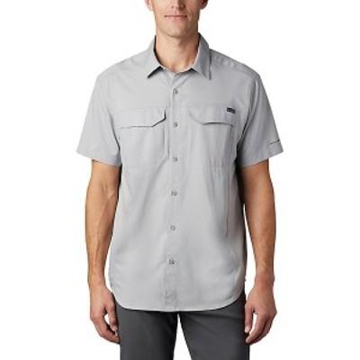 (取寄)コロンビア メンズ シルバー リッジ ライト ショートスリーブ シャツ Columbia Men's Silver Ridge Lite SS Shirt Columbia Grey