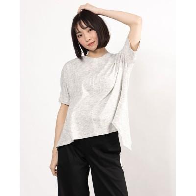 プーマ PUMA レディース 半袖Tシャツ HER オープンバック SS Tシャツ 588461 (ホワイト)