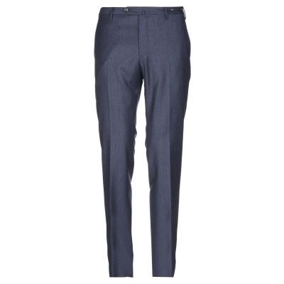 PT Torino パンツ ブルー 48 コットン 98% / ポリウレタン 2% パンツ