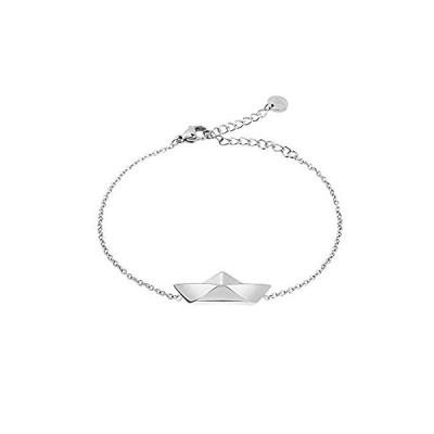 【新品】PAUL HEWITT Women's Silver Bracelet Ahoy - Stainless Steel Womens Bracelet