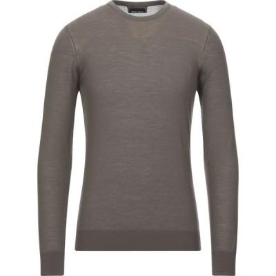 アルマーニ GIORGIO ARMANI メンズ ニット・セーター トップス sweater Khaki
