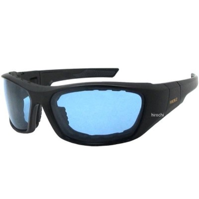 4527625106437 RS909 ライズ RIDEZ Protection Eyewear  黒/青 JP店