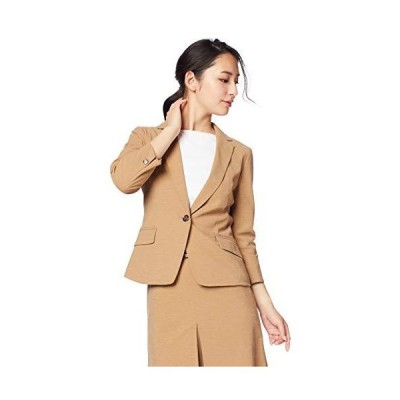 [ナラ カミーチェ] 《セットアップスーツ対応》エラシックマイヤーテーラードジャケット 30-91-22-916 レディース