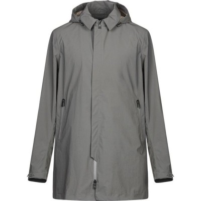 ヘルノ HERNO メンズ コート アウター full-length jacket Grey