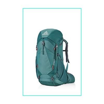 【新品】Gregory Mountain Products Women's Amber 34 Backpack,DARK TEAL(並行輸入品)