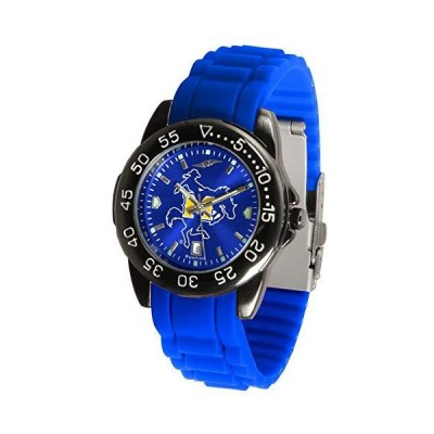 McNeese State Cowboys fantomsport AC Anochromeメンズ腕時計並行輸入品
