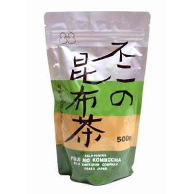 不二 昆布茶(袋) 500g【イージャパンモール】