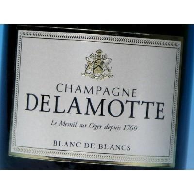 ドゥラモット ブリュット ブラン・ド・ブラン 750ml (ワイン)