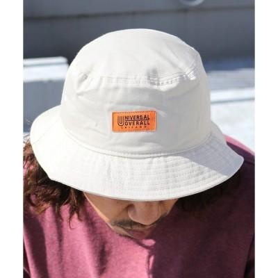 帽子 ハット UNIVERSAL OVERALL/ユニバーサルオーバーオール T/Cツイルバケットハット