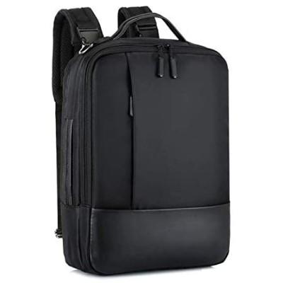 3way ビジネスバッグ ビジネスリュック PC バッグ リュック パソコン A4 メンズ 防水 おしゃれ 薄型 シンプル 多機能 黒 ブラック