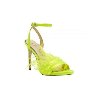 Jessica Simpson ジェシカシンプソン レディース 女性用 シューズ 靴 ヒール Raelin - Neon Yellow