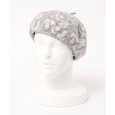 go slow caravan / Sense of Grace/センスオブグレイス LOKKI BERET WOMEN 帽子 > ハンチング/ベレー帽