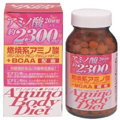 オリヒロ アミノボディ ダイエット粒(300粒)