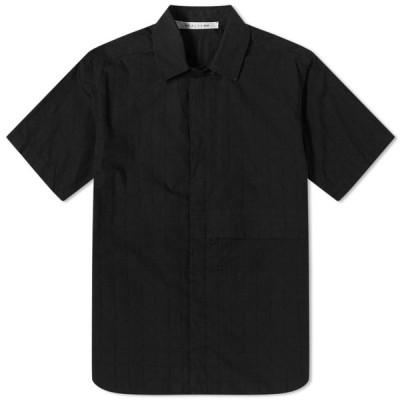 アリクス 1017 ALYX 9SM メンズ 半袖シャツ トップス Tonal Print Short Sleeve Shirt Black