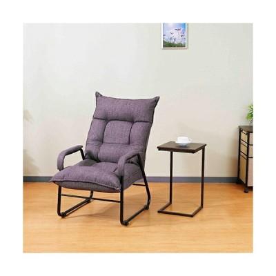 座椅子 高座椅子 一人掛け ソファ ソファー コンパクト 肘掛け 腰痛 ハイバック 折りたたみ 一人暮らし ワンルーム 敬老の日 ギフト プレゼント リクライニング6
