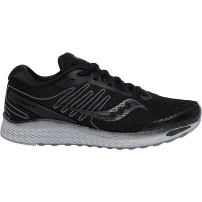 サッカニー シューズ レディース ランニング Saucony Women's Freedom 3 Running Shoes Black