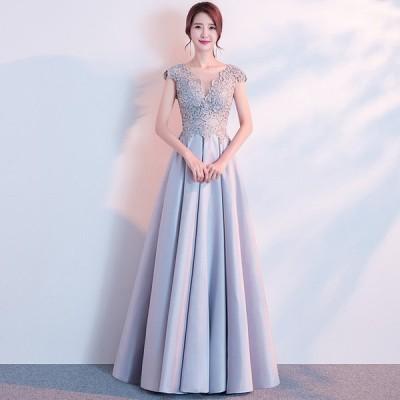 宴会用ドレス 細身 上品 ピアノ お呼ばれ ロングドレス パーティードレス 結婚式 演奏会 ドレス ドレス 韓国スタイル レディース ドレス ファッション 二次会
