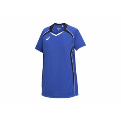 asics(アシックス) バレーボール ウェア ゲームシャツHS メンズ・レディース XW1316