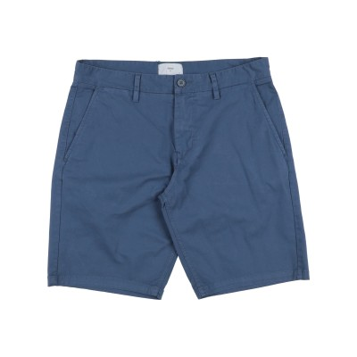 MINIMUM ショートパンツ ブルー S コットン 97% / ポリウレタン 3% ショートパンツ