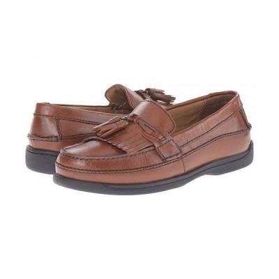 Dockers ドッカーズ メンズ 男性用 シューズ 靴 ローファー Sinclair Kiltey Tassel Loafer - Antique Brown