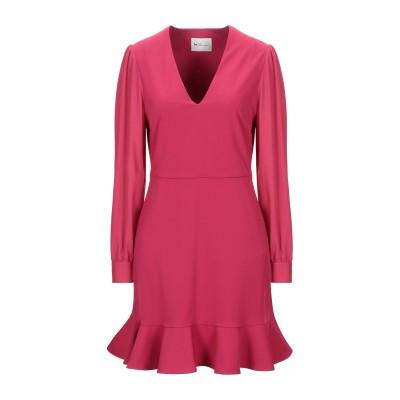 BE BLUMARINE ミニワンピース&ドレス モーブ 40 ポリエステル 100% ミニワンピース&ドレス