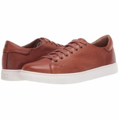 トラスク Trask メンズ スニーカー シューズ・靴 Alder Perf Cognac Leather