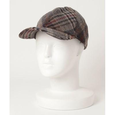 SHIPS for women / GRILLO:チェックキャップ WOMEN 帽子 > ニットキャップ/ビーニー