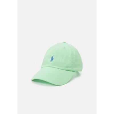 ラルフローレン 帽子 メンズ アクセサリー CLASSIC SPORT UNISEX - Cap - cruise lime