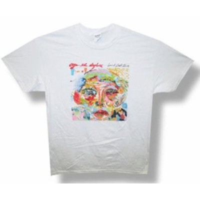 ファッション トップス Cage The Elephant-Look A Little Closer-White T-shirt