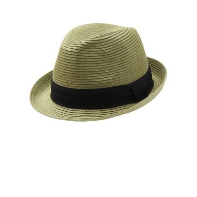 14+(ICHIYON PLUS) / KIDS折りたたみ中折れハット 14+オリジナル ペーパー 帽子 HAT 親子リンク KIDS 帽子 > ハット