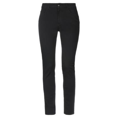 リュー ジョー LIU •JO パンツ ブラック 24 コットン 98% / ポリウレタン 2% パンツ