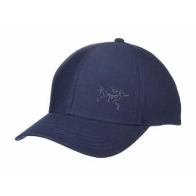 アークテリクス メンズ 帽子 アクセサリー Bird Cap Cobalt Moon
