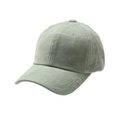 14+(ICHIYON PLUS) / 7colorシンプルコーデュロイキャップ WOMEN 帽子 > キャップ