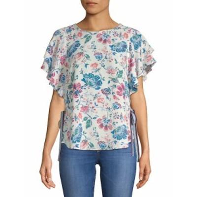 ランドリーバイシェルシーガル レディース トップス シャツ Floral Flutter Top