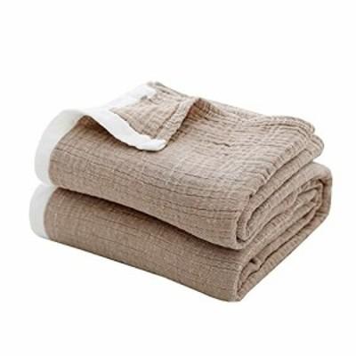 SE SOFTEXLY タオルケット シングル 天然綿100% ブランケット ガーゼケット ひざ掛け 肌触りが 洗える エアコン対策 柔らかい オールシー