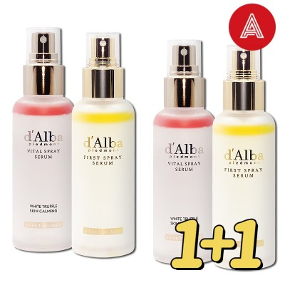 【dAlba/ダルバ】🔥韓国人気商品🔥 ホワイトトリュフスプレー セラム 100ml / ファーストセラム /  バイタルセラム White Truffle Spray Serum