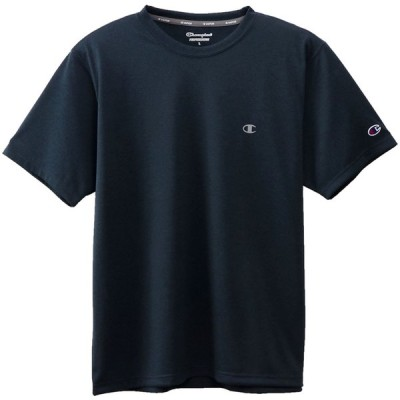 Champion チャンピオン C VAPOR Tシャツ C3−QS301 C3QS301 ネイビー
