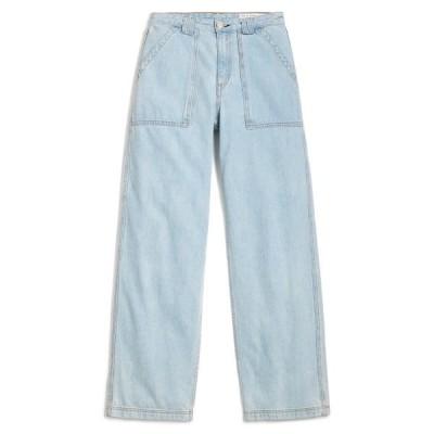 ラグアンドボーン レディース デニムパンツ ボトムス High Waist Skater Jeans CL EAST EN