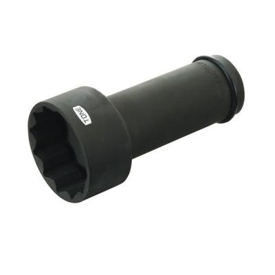 トネ(TONE) アンカーボルト用ソケット(12角) 差込角25.4mm(1) 8AD-65L200 二面幅65mm