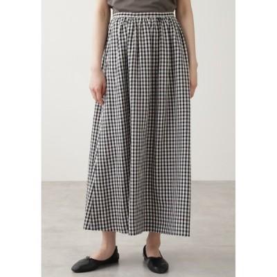 スカート ◆ギンガム・ストライプスカート
